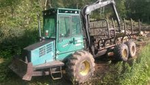 2000 Timberjack Forwarder 1010B