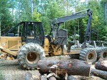 2004 Timber King 456 Forwarder