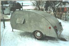 1939 KIT Tear Drop Camper Trail