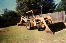 1983 John Deere 410 Backhoe Loa