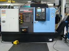 2012 DOOSAN LYNX 220LM CNC LATH
