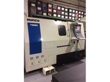 2012 HURCO TMM-8 LIVE TOOL CNC