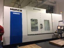 2012 HURCO VMX84 VERTICAL MACHI