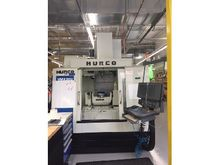 2011 HURCO VMX-30U VERTICAL MAC