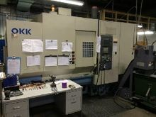 2002 OKK HM4 HORIZONTAL MACHINI