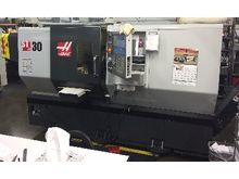 2012 HAAS ST-30 BIG BORE CNC LA