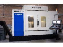 2009 HURCO VMX-60U 5-AXIS VERTI