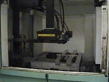 1998 AGIE CUT350-HSS WIRE EDM