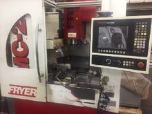 2002 FRYER MC-20 VERTICAL MACHI