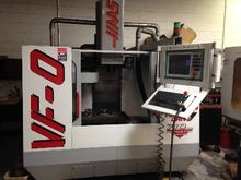 1997 HAAS VF-0 VERTICAL MACHINI