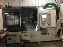 2014 DMG MORI NLX2500SY/700 CNC
