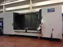 2013 YCM TCV3000A-5AF FIVE AXIS