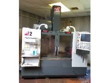 2012 HAAS VF-2 VERTICAL MACHINI