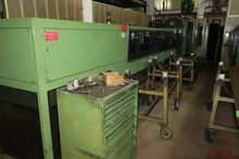 Multi-spindle lathe used SCHUTT