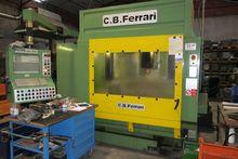 Vertical machining center CB Fe