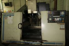 4-axis vertical machining cente