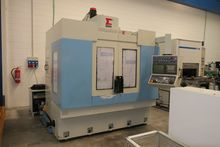 Vertical machining center SIGMA