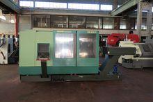 CNC lathe used 2 axes GRAZIANO
