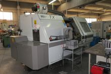 CNC lathe 2 axis IMTS TX 200 us