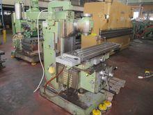 Universal milling DEBER FU1 use
