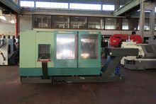 Used 2-axis CNC lathe GRAZIANO