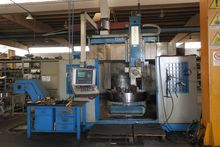 Used vertical cnc lathe PROCAST
