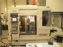 2005 cutter CNC lathe 5 axes mu