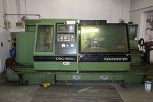 Used FANUC COLCHESTER 3000L CNC