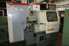 Used MAS A26 multi-axis cnc lat