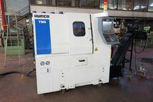 CNC lathe used 2 axes HURCO TM6