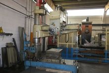 Used Russian radial drill
