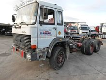 1986 Iveco 330-30 H 6X4 WATERCO
