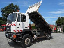 Used 1996 MAN 19-272