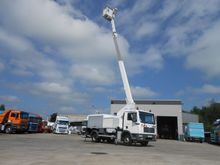 2006 MAN 12.180 TGL + ESDA LIFT