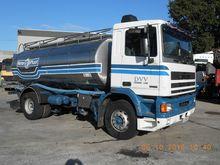1997 DAF 95 ATI 430 INOX TANK 1