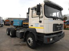 2000 MAN 33.464 DFC 6X4 Chassis