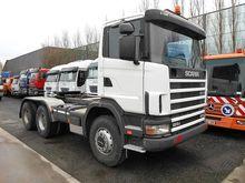 2001 Scania R 124 CA 6X4 HZ 470