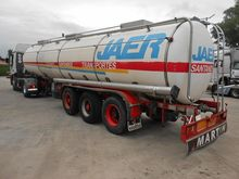 1991 Indox Inox Isotherm tanker