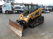 2006 Caterpillar 277 B Skid Ste