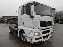 2008 MAN 18.400 TGX Euro4  9M
