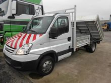 2009 Iveco 40C15 Daily Kipper