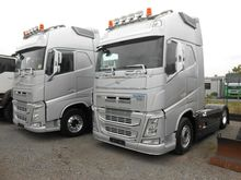 2014 Volvo FH 500 Globe XL RETA