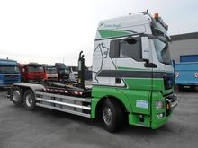 2011 MAN 26-480 FNLC 6X2/4 Euro