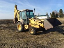 1997 NEW HOLLAND 655E
