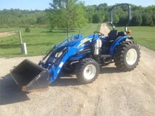 2010 NEW HOLLAND BOOMER 40