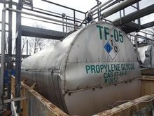 8, 000 Gallon 304 SS Stainless