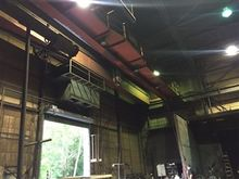 Wright Overhead Bridge Crane 30