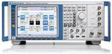 Rohde & Schwarz SMU200A Signal