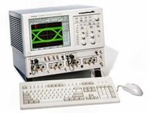 Tektronix CSA8000 Communication