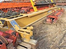 Acco Wright Bridge Crane 10 Ton